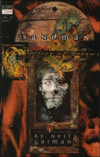 Sandman: A Gallery of Dreams 1-A by Vertigo
