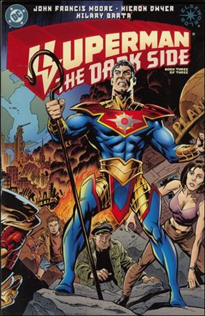 Superman: The Dark Side 3-A