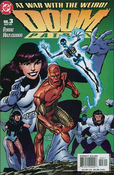 Doom Patrol (2004) 3-A by DC