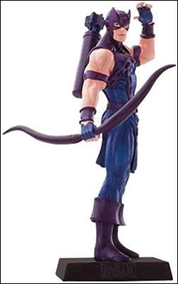 Classic Marvel Figurine Collection (UK) Hawkeye by Eaglemoss Publications