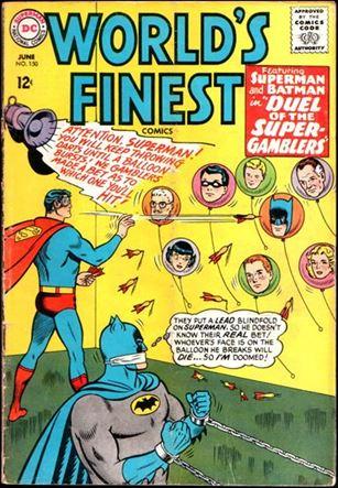 World's Finest Comics 150-A