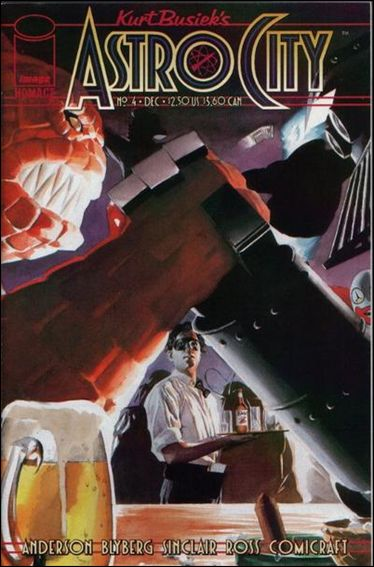 Kurt Busiek's Astro City (1996) 4-A by Homage Comics