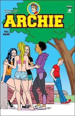 Archie (2015) 4-D