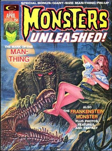 Monsters Unleashed 5-A by Marvel
