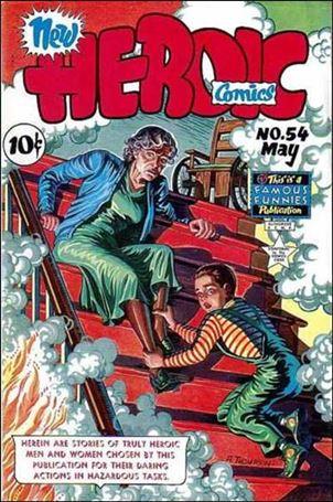 New Heroic Comics 54-A
