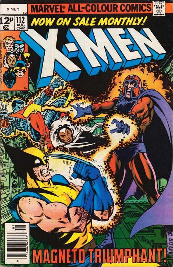 X-Men (1963) 112-B by Marvel