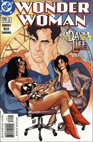 Wonder Woman (1987) 170-A