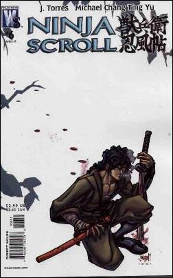 Ninja Scroll 6-A by WildStorm
