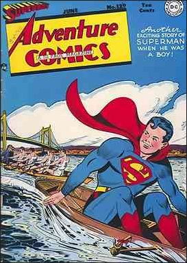 Adventure Comics (1938) 129-A by DC