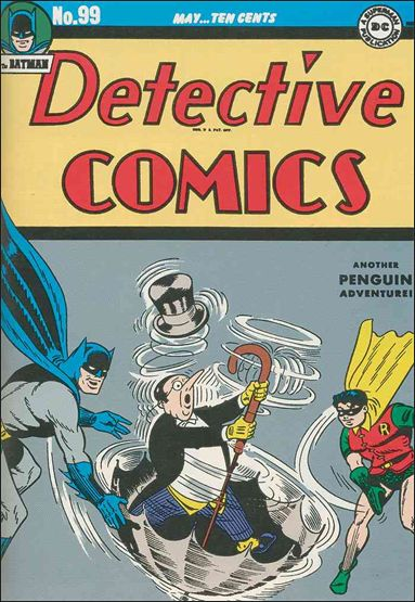 Detective Comics (1937) 99-A by DC