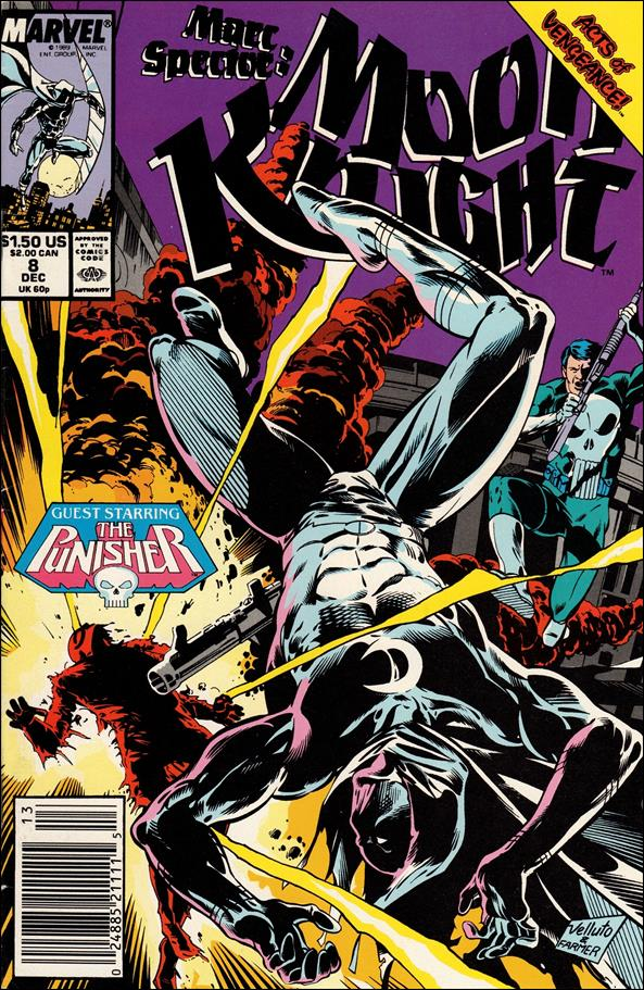 Marc Spector: Moon Knight 8-A by Marvel