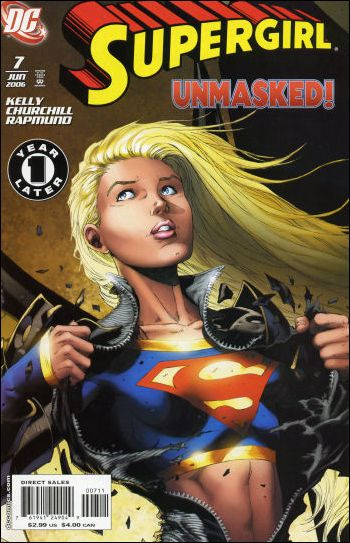 Supergirl (2005) 7-A by DC