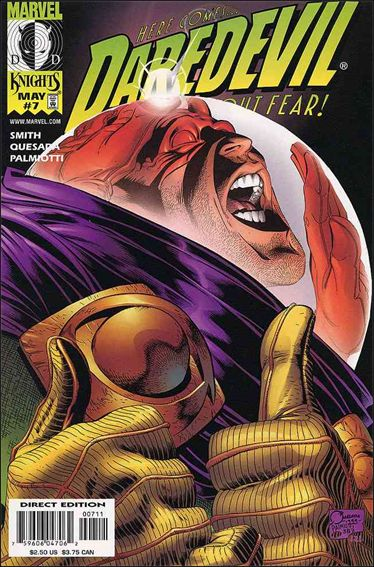 Daredevil (1998) 7-A by Marvel