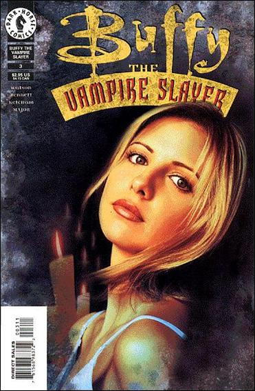 Buffy the Vampire Slayer 3-B by Dark Horse