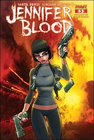 Jennifer Blood 3-C