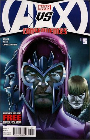 AvX: Consequences 5-A by Marvel