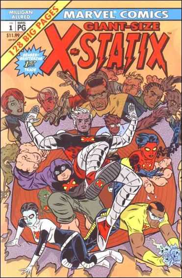 X-Statix 1-A by Marvel