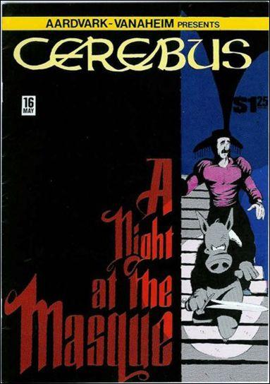 Cerebus 16-A by Aardvark-Vanaheim