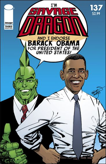 Savage Dragon (1993) 137-D by Image