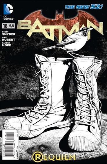 Batman (2011) 18-E by DC