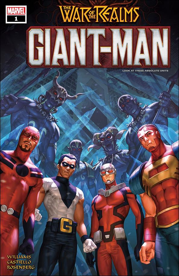 Giant-Man 1-A by Marvel
