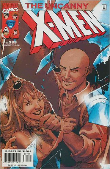 Uncanny X-Men (1981) 389-A by Marvel