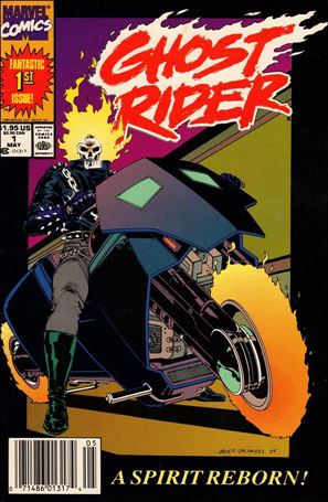 Ghost Rider (1990) 1-A