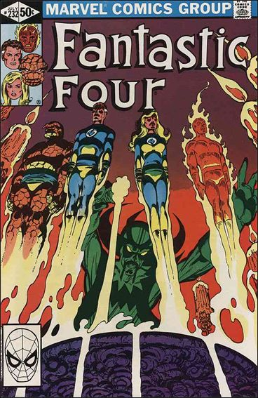 Fantastic Four (1961) 232-A by Marvel
