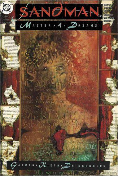 Sandman (1989) 4-A by Vertigo