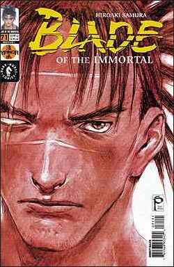 Blade of the Immortal 71-A by Dark Horse