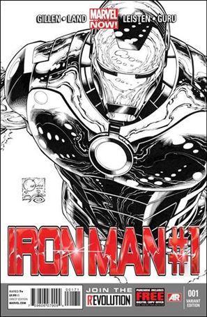 Iron Man (2013) 1-E