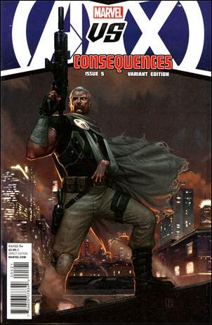 AvX: Consequences 5-B by Marvel