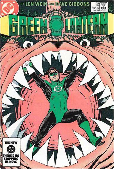 Green Lantern (1960) 176-A by DC