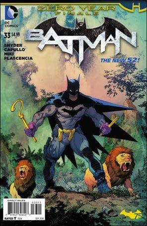 Batman (2011) 33-A