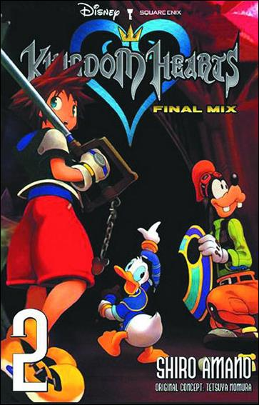 Kingdom Hearts Final Mix 2-A by Hachette Book Group USA