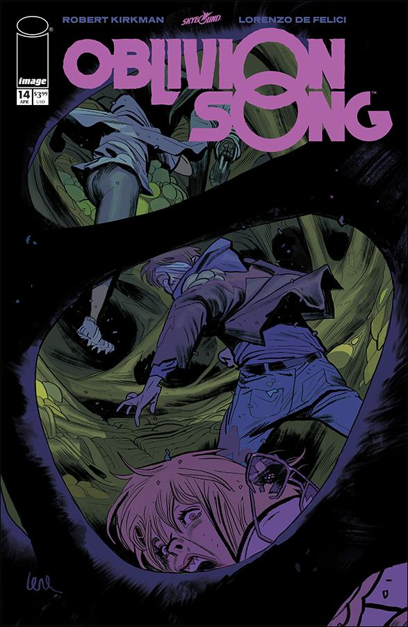 Oblivion Song 14-A by Skybound Entertainment
