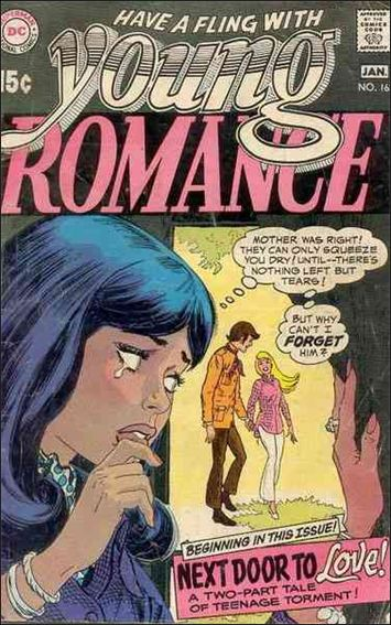 Young Romance (1963) 163-A by DC