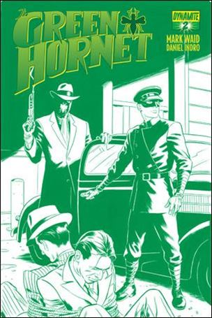 Green Hornet (2013) 2-E