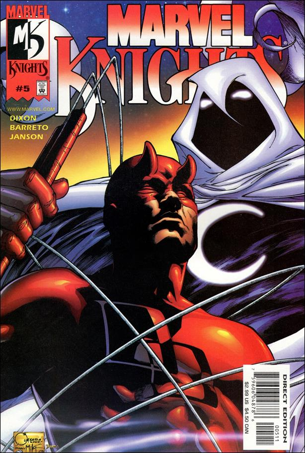 Marvel Knights (2000) 5-A by Marvel