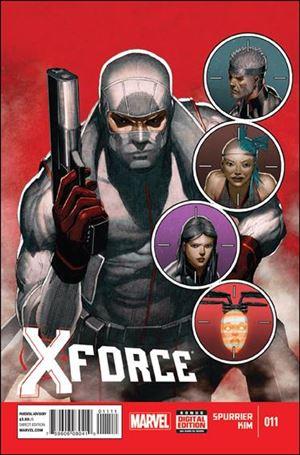 X-Force (2014) 11-A