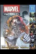 Marvel Fact Files 11-A