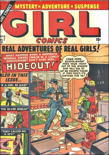 Girl Comics (1949) 7-A by Marvel