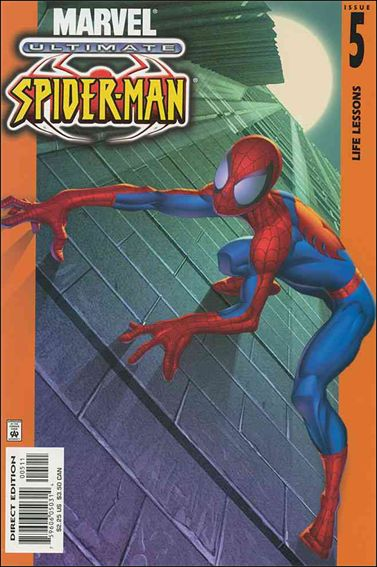 Ultimate Spider-Man (2000) 5-A by Marvel