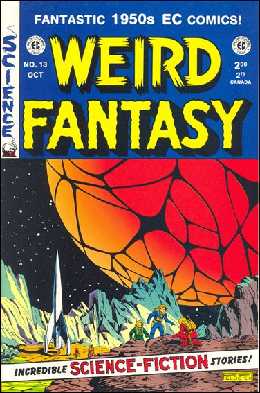 Weird Fantasy (1992) 13-A by RCP