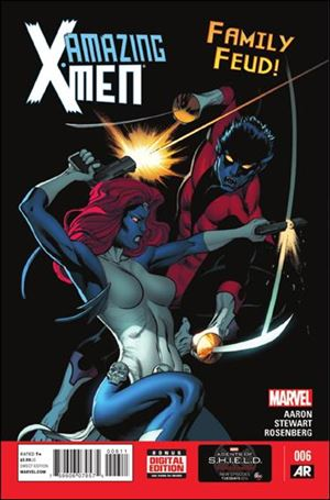 Amazing X-Men (2014) 6-A