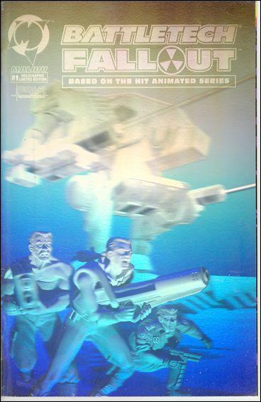 BattleTech: Fallout 1-B by Malibu