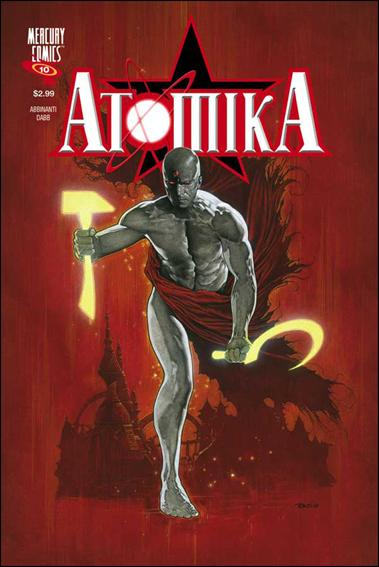 Atomika 10-A by Mercury Comics