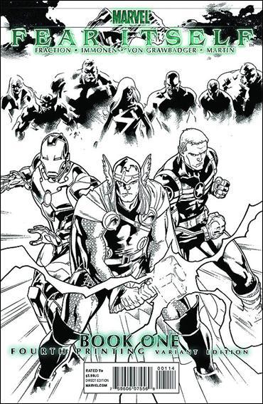 Fear Itself 1-J by Marvel