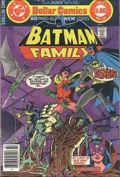 Batman Family 18-A by DC
