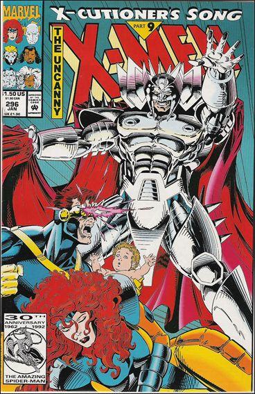 Uncanny X-Men (1981) 296-B by Marvel